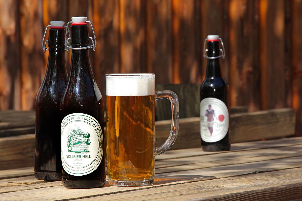 Rockermeier Bier