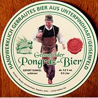 Pongraz-Bier