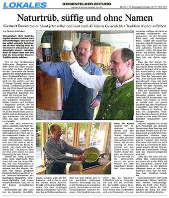 Presse-Artikel