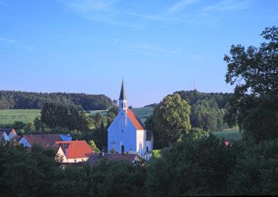 Unterpindhart Dorfkirche